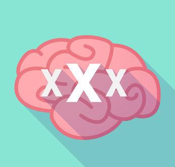 wpływ pornografii na mózg