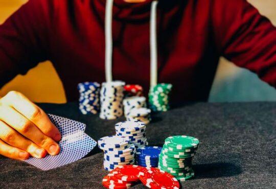 hazard wśród młodych